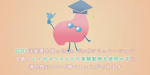 「ヒト胃消化シミュレーター」の動画(インフォグラフィックス)を掲載しました。