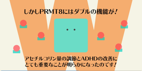「新発見! ADHD治療につながるタンパク質? ~2つの機能を持つPRMT8~」の動画(インフォグラフィックス)を公開しました